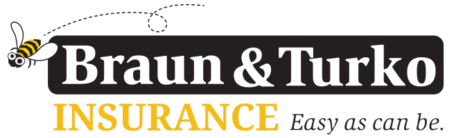 Braun & Turko Insurance Agency Logo