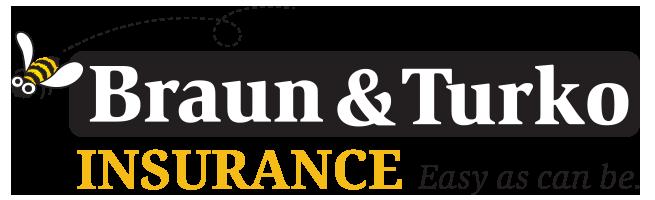 Braun & Turko Insurance Agency Logo